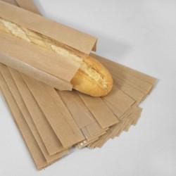 Ablakos papírzacskó - bagettes