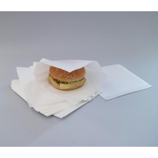 Hamburgeres papírzacskó