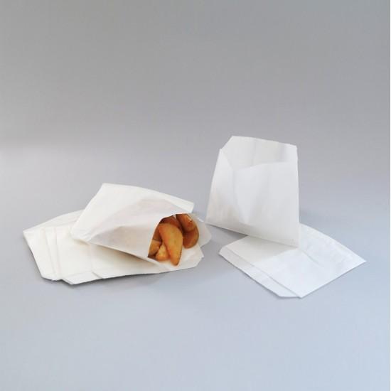 Sültkrumplis papírzacskó - nagy