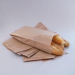 Sütőipari papírzacskó 1,5 kg-os - BARNA