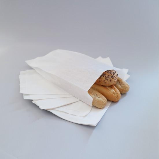 Sütőipari papírzacskó 1,5 kg-os - FEHÉR
