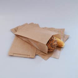 Sütőipari papírzacskó 1 kg-os - BARNA