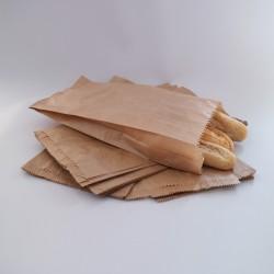 Sütőipari papírzacskó 2 kg-os - BARNA